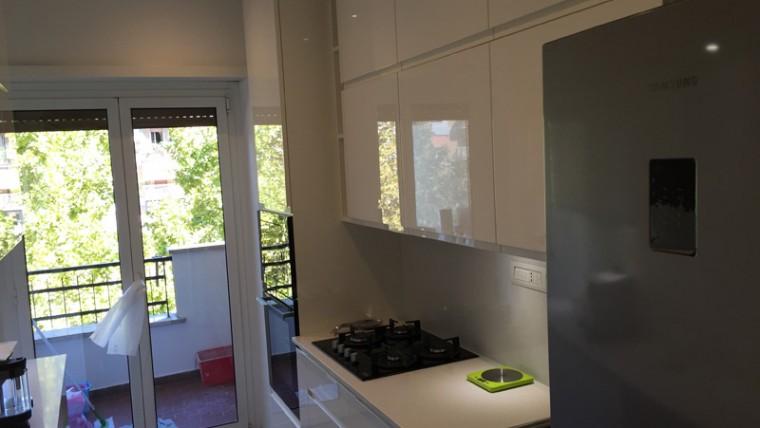 Ristrutturazione appartamento rione Trastevere