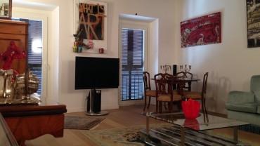 Ristrutturazione appartamento a piazza Navona