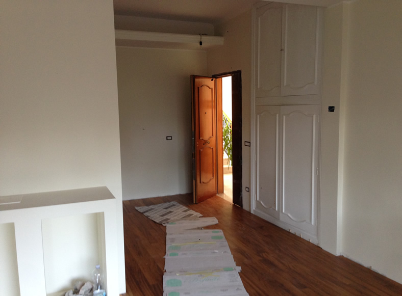 Appartamento residenziale a Roma