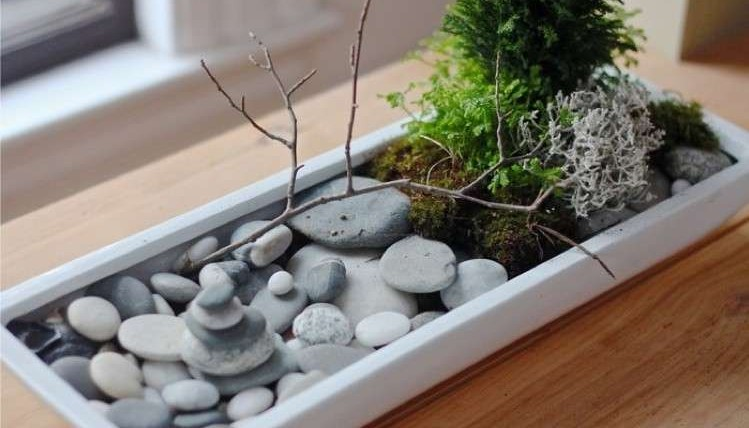 Giardino zen - Arredamento Orientale